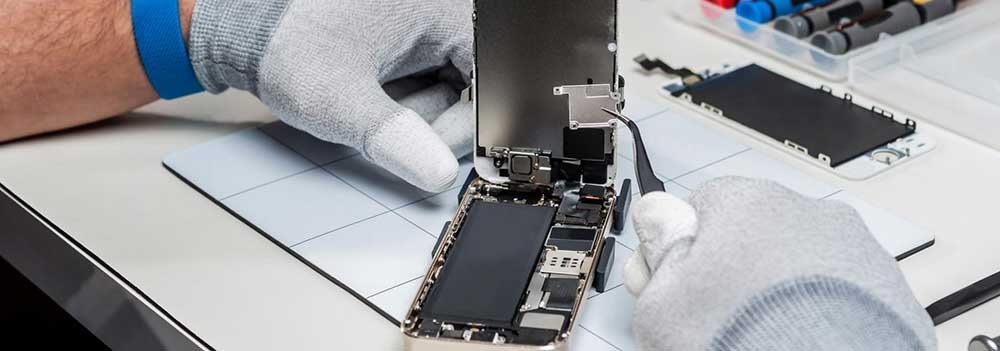 Repairing a Phone Screen Picture