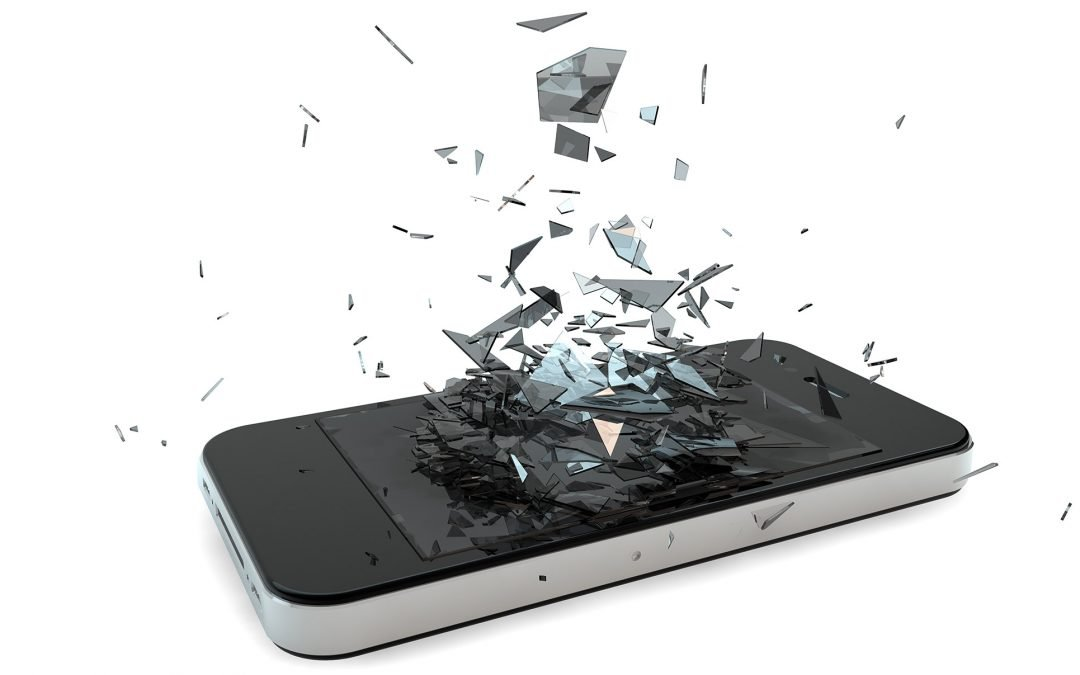 Broken Glass Phone- Mobile Screen Fix